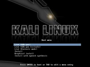 Kali OS